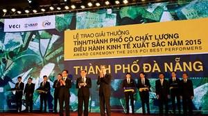 Chỉ số Năng lực cạnh tranh cấp tỉnh: Đà Nẵng tiếp tục giành ngôi đầu bảng