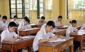 Công bố điểm thi lớp 10