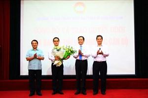 Công bố quyết định của Ban Bí thư về công tác cán bộ tại UBTƯ MTTQ Việt Nam