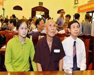 Công khai xin lỗi ông Trần Văn Thêm vì kết án oan