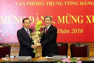 Ông Nguyễn Văn Nên nhậm chức Chánh Văn phòng TW Đảng