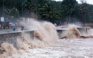 Công điện về ứng phó với bão số 7 và áp thấp nhiệt đới trên Biển Đông