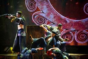 Công diễn vở 'Mỵ' chuyển thể từ truyện ngắn của Tô Hoài tại Nhà hát Lớn