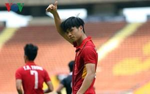 Công Phượng giành danh hiệu Vua phá lưới bóng đá nam SEA Games 29