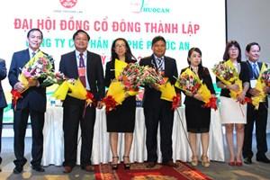 Công ty cà phê Phước An: Đại hội đồng cổ đông lần thứ nhất