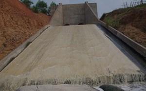 Công ty cổ phần Giấy An Hòa dừng xả thải ra Sông Lô