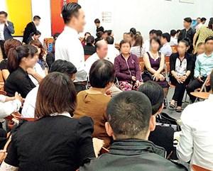 Công ty đa cấp Tiến Thịnh Phát bị chấm dứt hoạt động