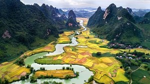 Công viên địa chất toàn cầu UNESCO Non nước Cao Bằng: Cần giải pháp bảo vệ và phát triển