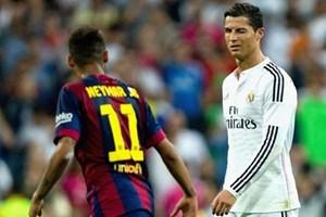 C.Ronaldo lên tiếng về màn 'đào thoát' khỏi Barcelona của Neymar