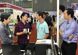 Khai mạc đồng thời 4 triển lãm quốc tế tại TP Hồ Chí Minh