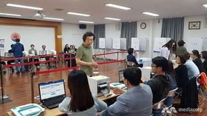 Cử tri Hàn Quốc bỏ phiếu bầu cử Tổng thống sớm