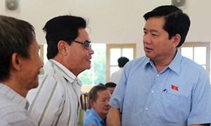 Cử tri huyện Hóc Môn bức xúc quy hoạch đất đai