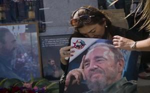 Cuba và thế giới cùng tiễn biệt Fidel Castro