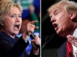 Clinton - Trump: Cuộc đấu giữa hai thái cực
