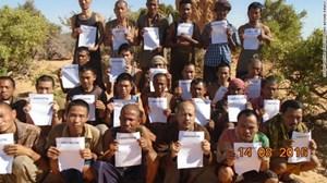 Cướp biển Somalia trả tự do 26 con tin sau hơn 4 năm giam giữ