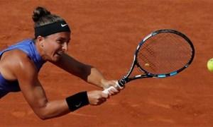 Cựu á quân Roland Garros dính chất cấm từ thuốc chữa ung thư của mẹ