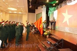 Cựu chiến binh Việt Nam tại Séc phát huy truyền thống trong cộng đồng