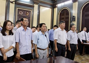 Cựu chủ tịch Ngân hàng MHB bị đề nghị mức án 14-15 năm tù