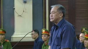 Cựu lãnh đạo Sacombank xin giảm nhẹ tội
