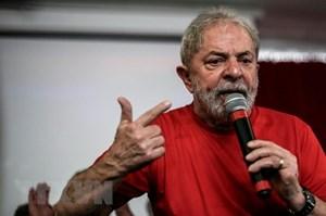 Cựu tổng thống Brazil rút lui khỏi cuộc tranh cử tổng thống