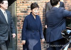Cựu Tổng thống Hàn Quốc sắp bị buộc tội