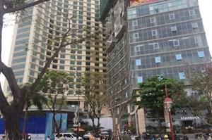 Đà Nẵng: 1 công trình khách sạn xây sai phép bị buộc tháo dỡ