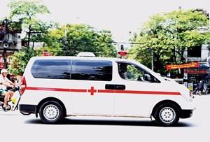 Đà Nẵng: Chấn chỉnh hoạt động của xe cứu thương