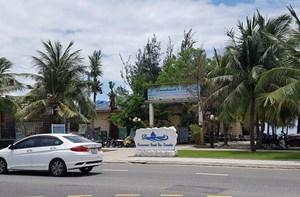 Đà Nẵng: Chỉ đạo xử lý dự án sai phạm trên 1.000 m2 bờ biển