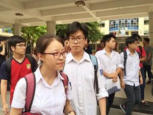 Đà Nẵng: Công bố điểm chuẩn vào lớp 10