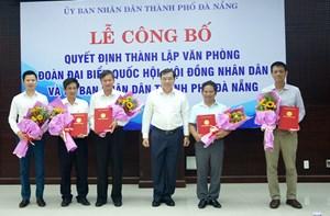 Đà Nẵng: Công bố hợp nhất Văn phòng Đoàn đại biểu quốc hội, HĐND, UBND