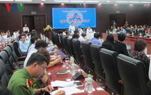Đà Nẵng duy trì họp báo hàng tháng, tăng cường định hướng dư luận