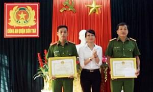 Đà Nẵng khen thưởng lực lượng phá nhanh vụ giết người dã man