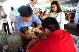 Đà Nẵng: Nỗ lực can thiệp sớm khuyết tật ở trẻ em