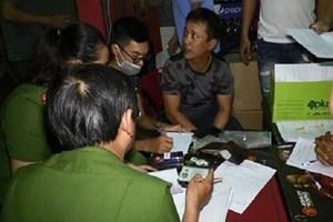 Đà Nẵng: Triệt phá đường dây cá độ bóng đá