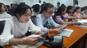 Đà Nẵng: Trúng tuyển giáo viên THPT được chọn trường