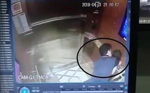 Đà Nẵng: Xác minh vụ người đàn ông sàm sỡ bé gái trong thang máy