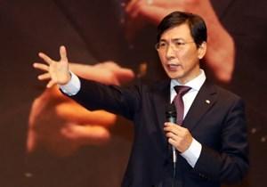 Đặc phái viên Mỹ gặp hai ứng cử viên tổng thống Hàn Quốc