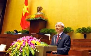 Đại biểu Quốc hội đại diện cho ý chí, nguyện vọng của nhân dân