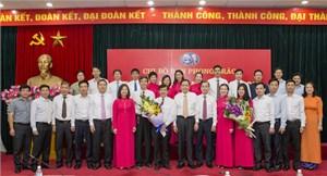 Đại hội chi bộ điểm của Đảng bộ cơ quan Trung ương MTTQ Việt Nam