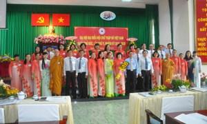 Đại hội Đại biểu Hội Chữ thập Đỏ Thành phố Hồ Chí Minh