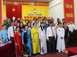 Đại hội điểm Mặt trận cấp phường đầu tiên tại Cần Thơ