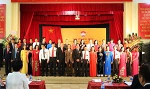 Đại hội điểm MTTQ phường Phúc Xá thành công tốt đẹp