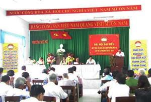 Đại hội MTTQ phường Mũi Né