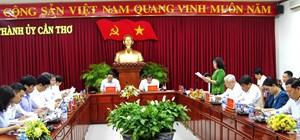 Đại hội MTTQ Việt Nam TP Cần Thơ: Phải là đại hội của đổi mới và đột phá