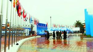 Đại hội thể thao bãi biển châu Á lần thứ 5: Mưa lớn không ảnh hưởng đến thi đấu