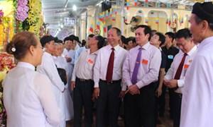 Đại lễ Hội yến Diêu Trì Cung của tôn giáo Cao Đài