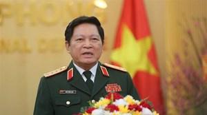 Đại tướng Ngô Xuân Lịch kiểm tra việc chuẩn bị tuyển quân tại Hà Nội
