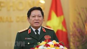 Đại tướng Ngô Xuân Lịch sẽ tham dự Đối thoại Shangri-La lần thứ 18