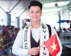 Đại diện Việt Nam dự thi Mister National Universe