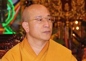 Bị bãi nhiệm nhiều chức vụ, Đại đức Thích Trúc Thái Minh vẫn là trụ trì chùa Ba Vàng